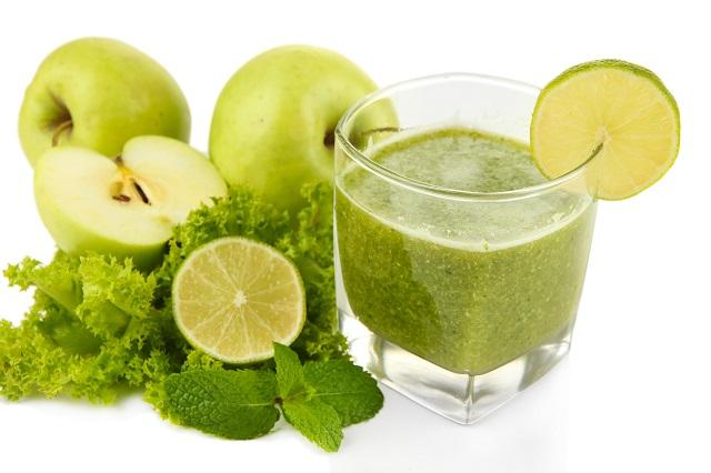 Dieta detox, suco verde