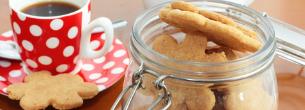 biscoito de quinoa e coco