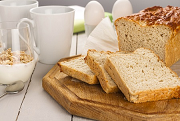 Mistura para pães e bolos