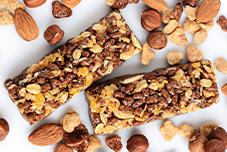 barras de nuts