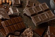 chocolate em barra