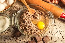 mistura para bolos