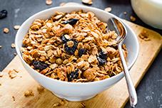 granola e muesli